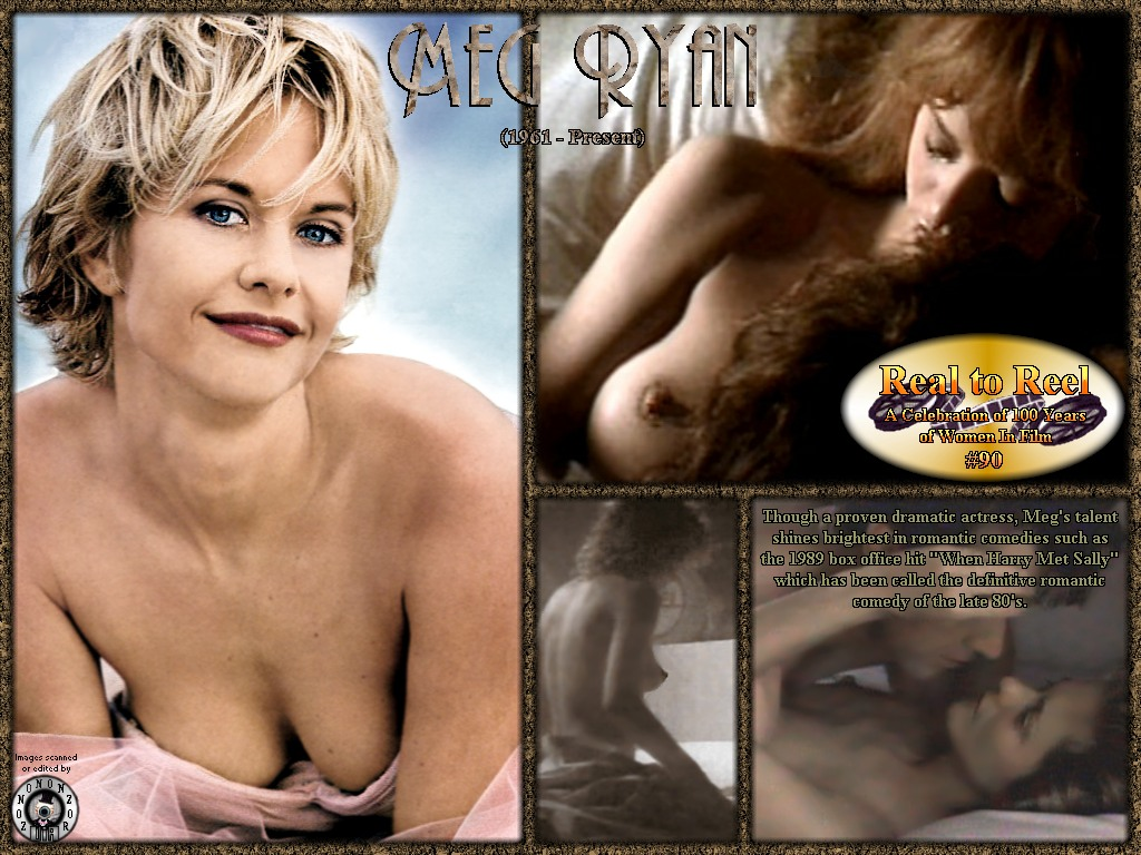 Celebrity Spike Presents - Meg Ryan Nude!